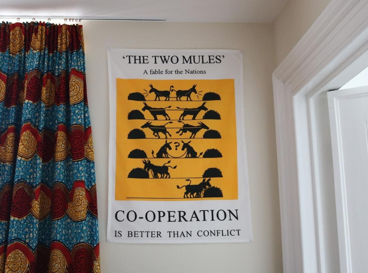 12 Ways to Spot a Quaker Household | 12 Wege, einen Quäker-Haushalt zu entdecken